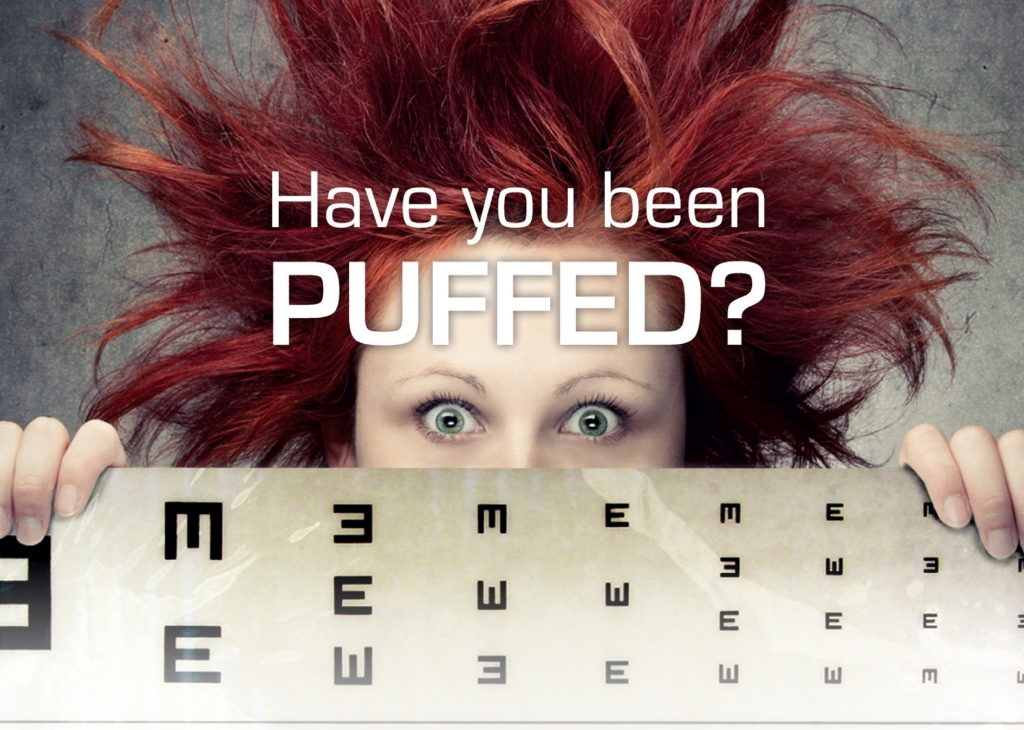 Have you been puffed?